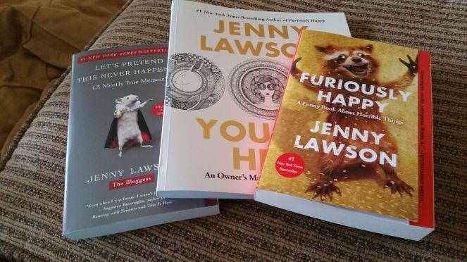 jenny lawson books
