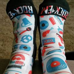 Summerfest Socks