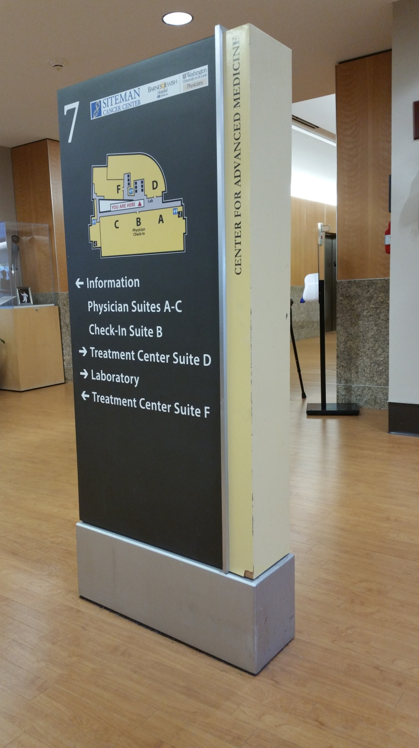 center for advanced medicine siteman
