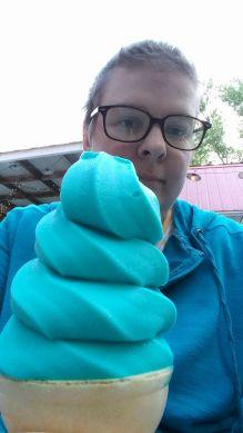 blue moon ice cream